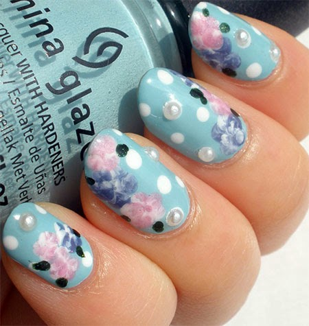 nail art ideas, summer nail polish ideas, ideas for nails
