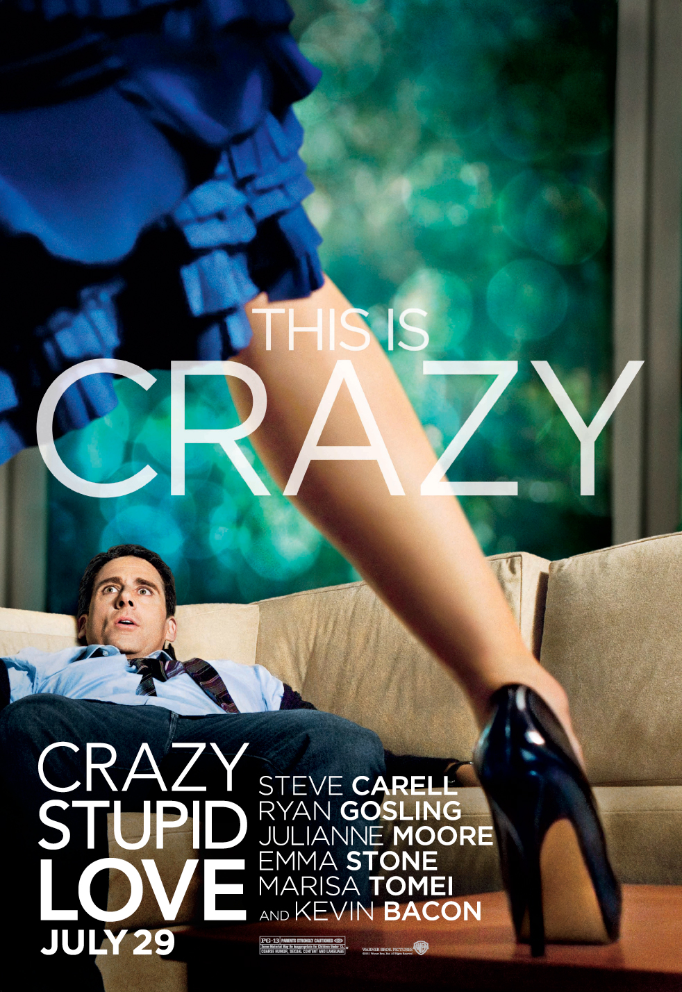 cinema life quotcrazy stupid lovequot 2011 posters
