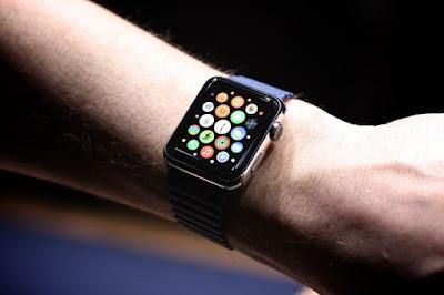 ساعة ابل من منتجات شركة ابل