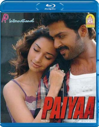Paiyaa 2010 Dual Audio BluRay Download