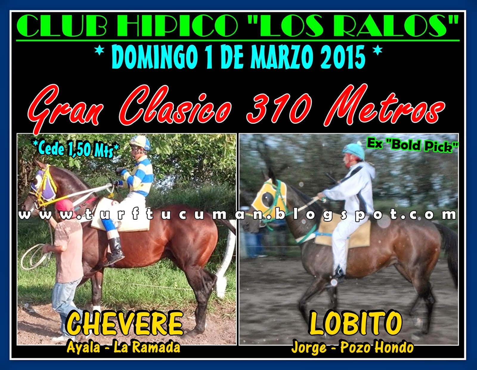 CHEVERE VS LOBITO