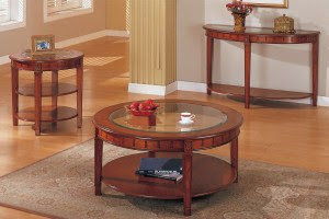 Coffee Tables And End Tables Round style 300x200
