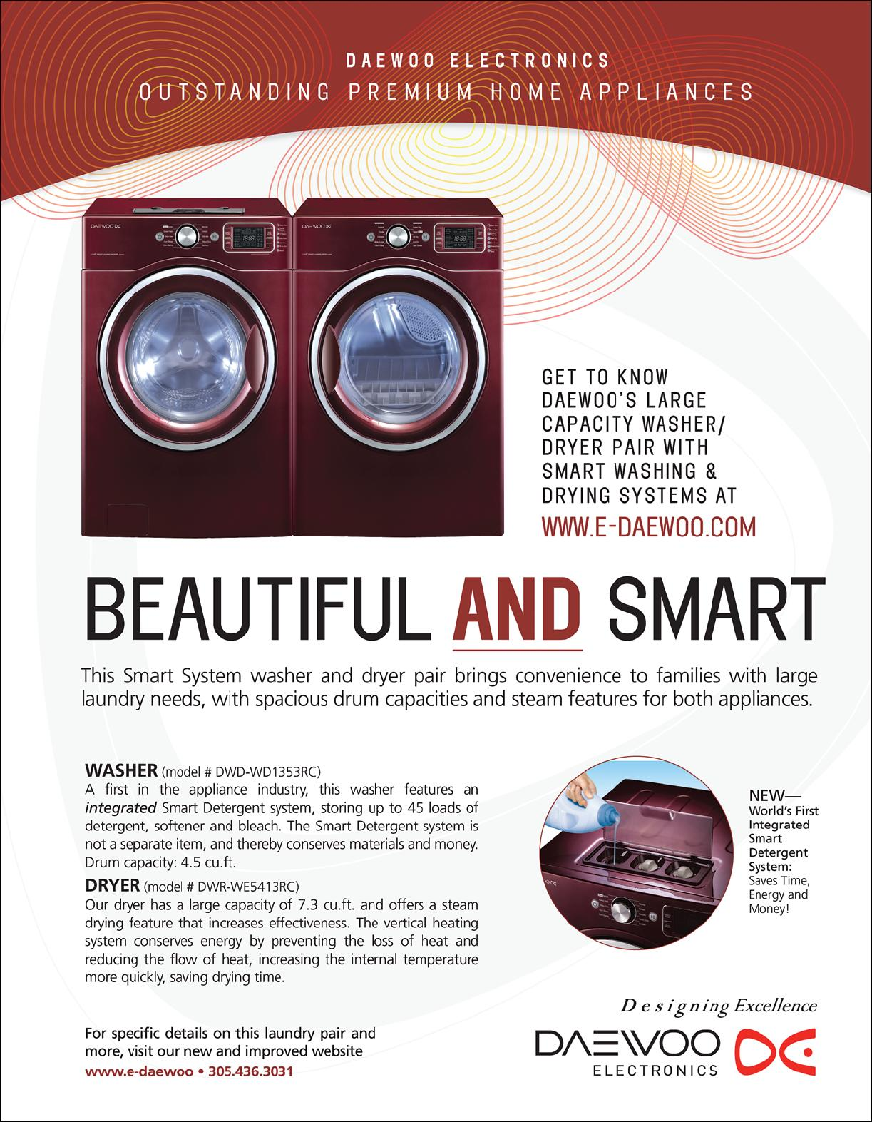 Retail Observer Appliance Magazine Feature Story Daewoo Smart ...