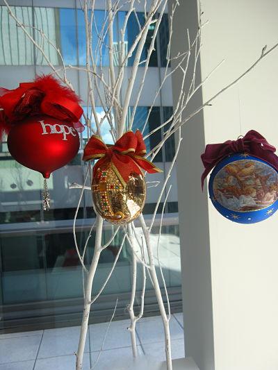 Maternity Christmas Ornament