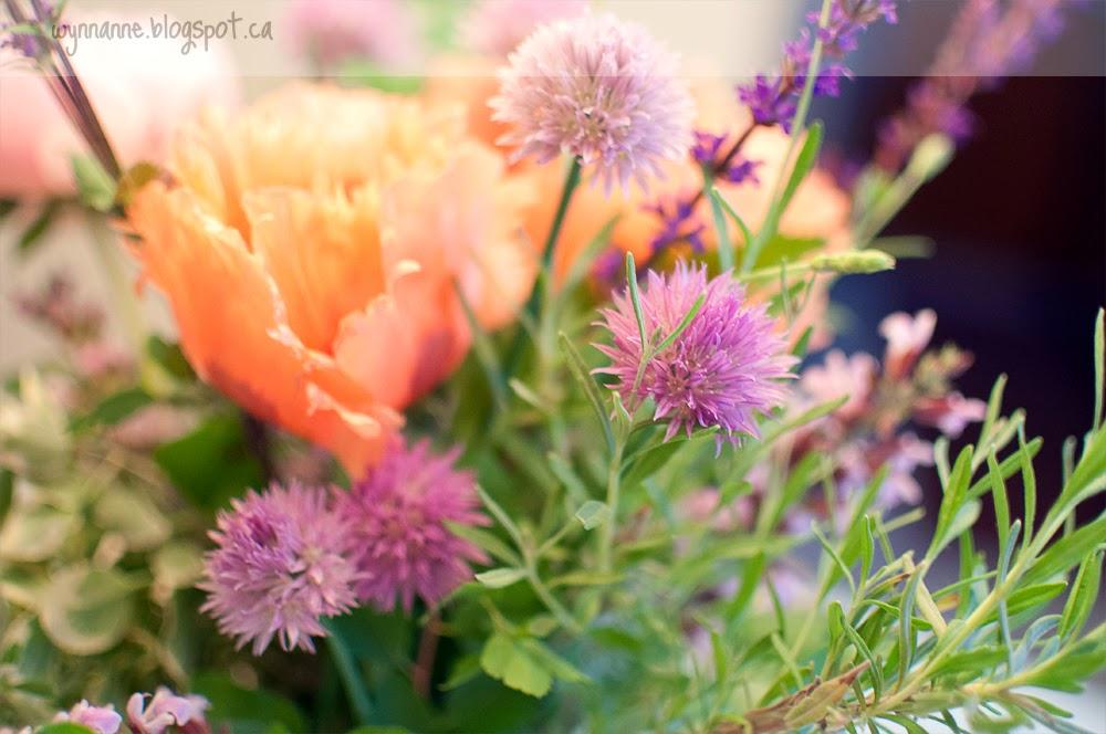Pick a Pretty Posy | Wynn Anne's Meanderings