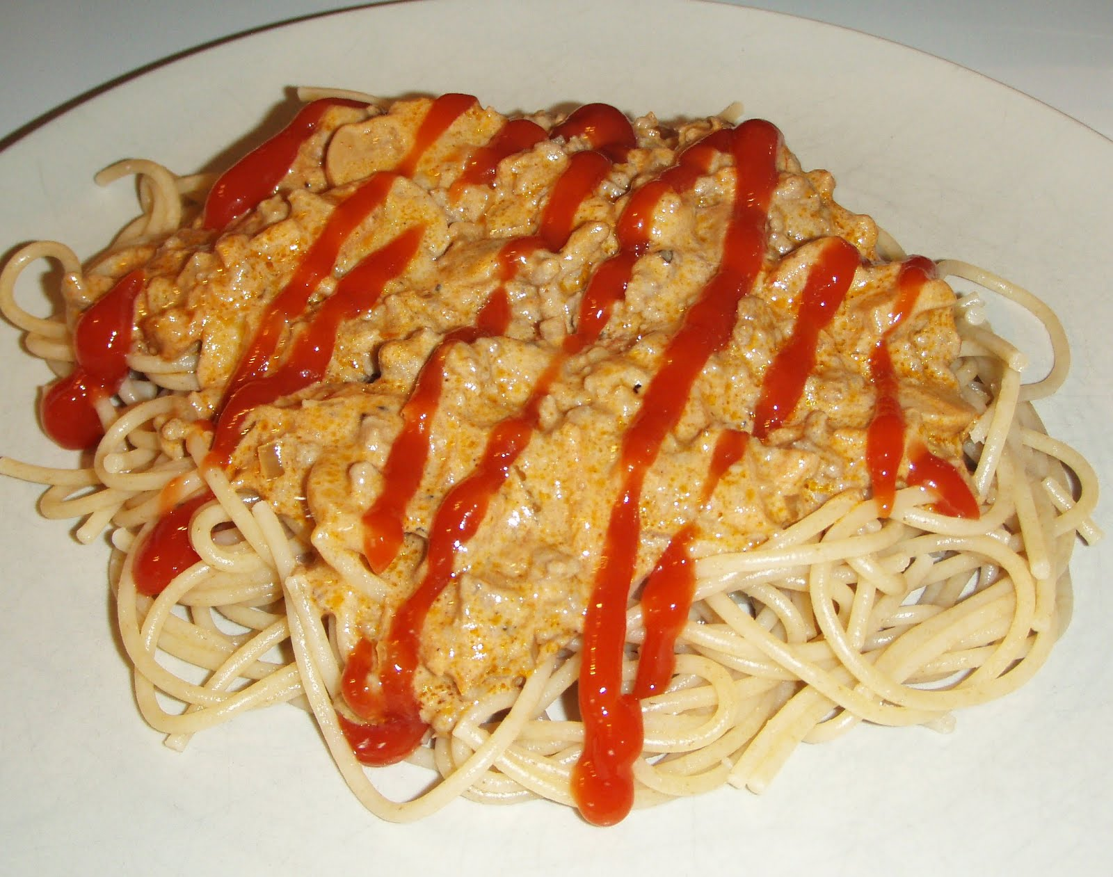 god mat med pasta