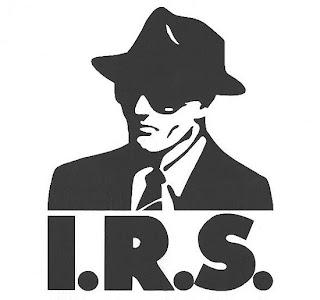 IRS, Ministário das Finanças, Ladrões
