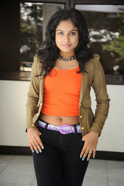 Actress Vrushali Latest  Picture Gallery in Jeans  3.jpg