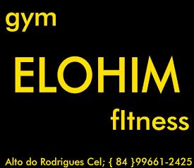 Saúde é coisa séria! Na Academia ELOHIN voc~e tem as melhores mensalidades.