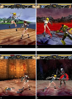 game nokia S60v3 Knights Of The Dark Edge 320x240