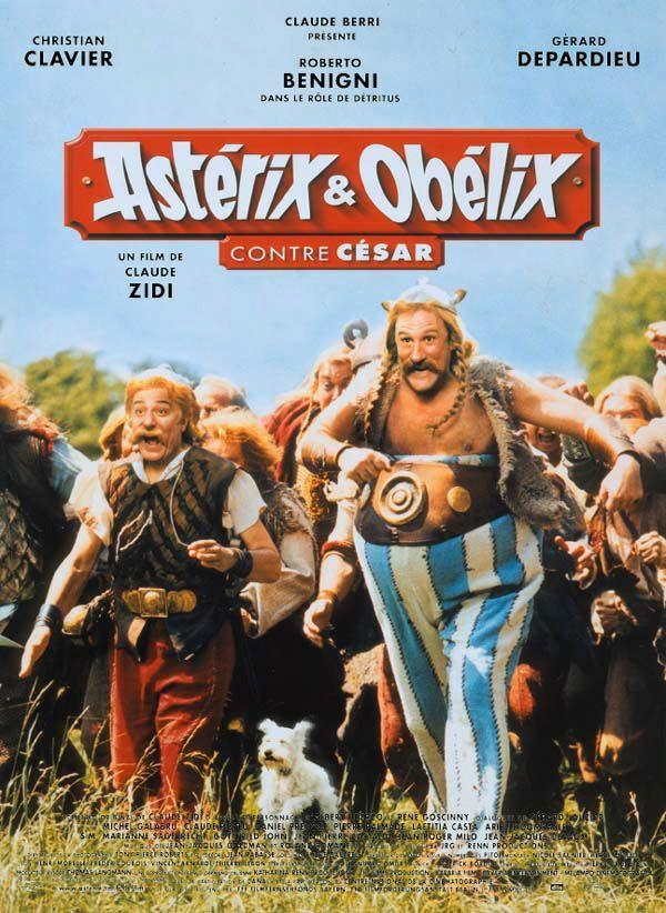 Thách Đấu Caesar - Asterix & Obelix Take on Caesar - 1999