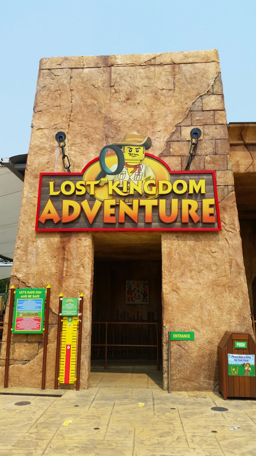 Gerbang Lost Kingdom Adventure