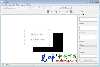 Bloom Portable 免安裝版 - Facebook 照片批次上傳工具軟體