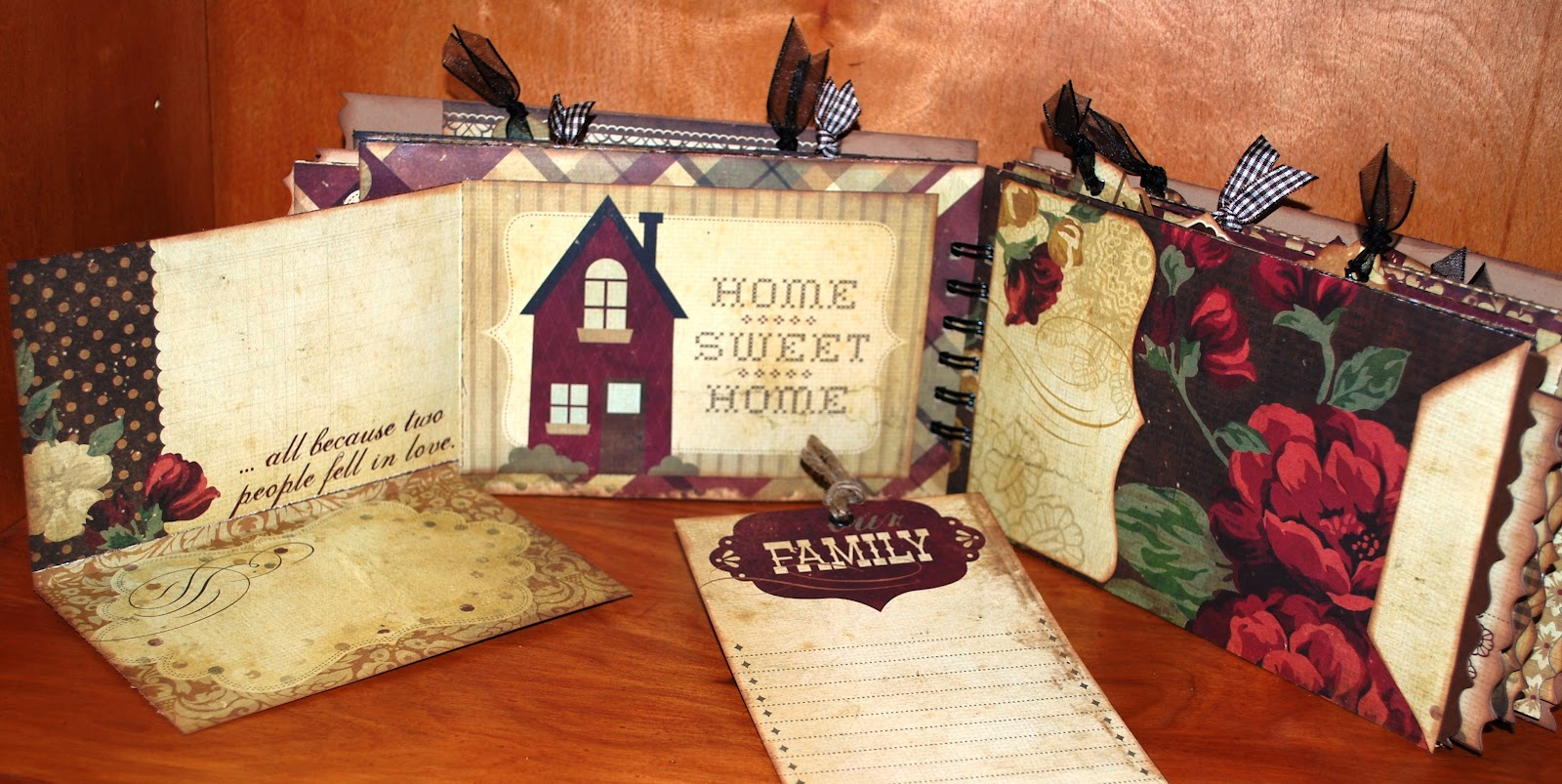 Marvelous photograph of Completed Family Album Ravens and Writing Desks with #AC421F color and 1600x803 pixels