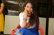 Santhoshi Sharma sizzling photos-thumbnail-17