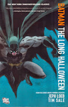 Currently Reading:  Jeph Loeb & Tim Sale:  Batman:  The Long Halloween
