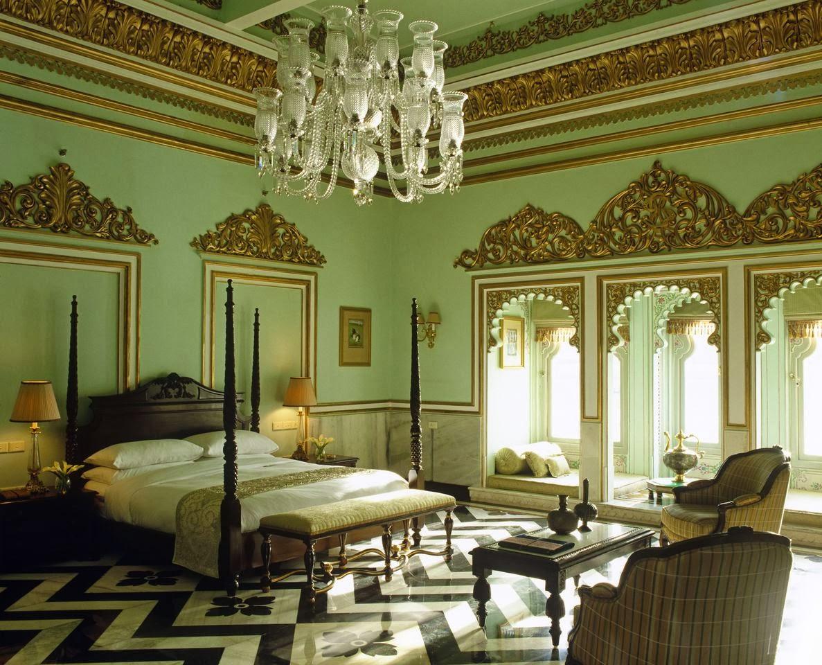 Udaipur, Rajasthan (India) - Taj Lake Palace 5* - Hotel da Sogno