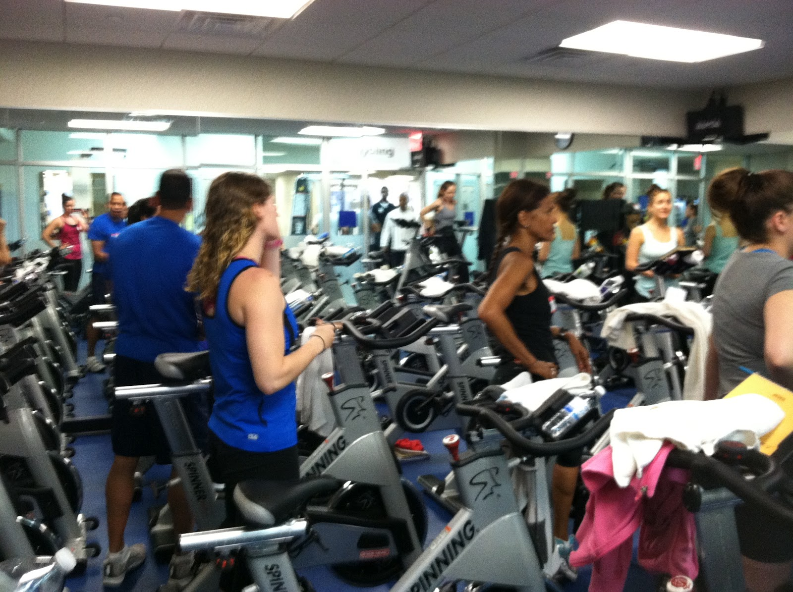 30 By 30 In 3 3 Get Certified In Spinning