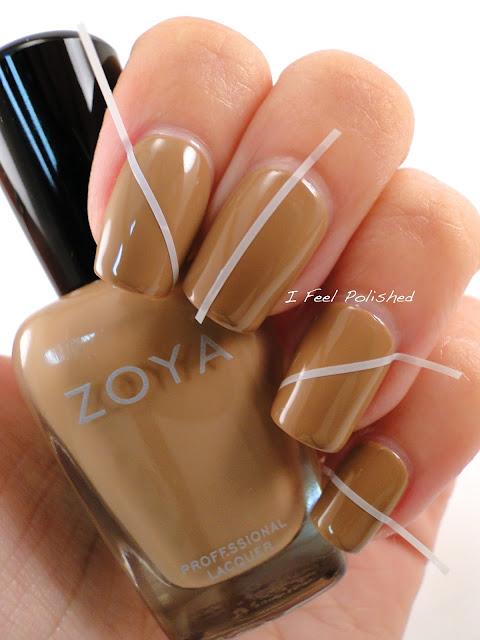 Interlocking Dot Nails Tutorial