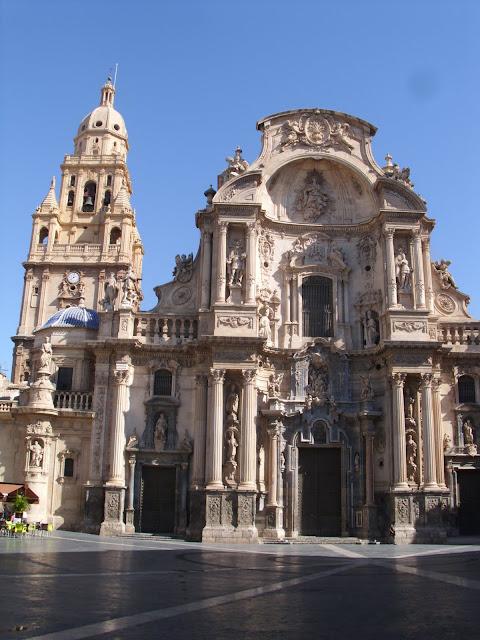 SANTA MARIA CATHEDRAL, MURCIA, SPAIN