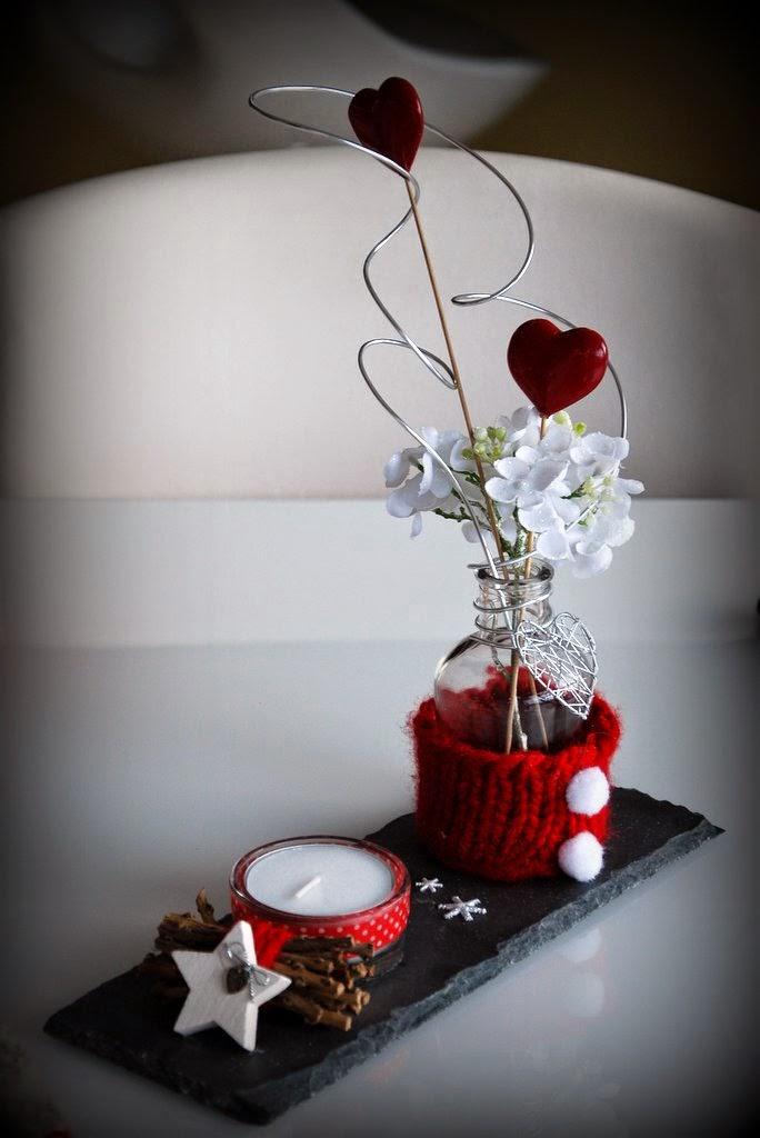 Groseilles co du rouge pour la st valentin - Decoration saint valentin ...