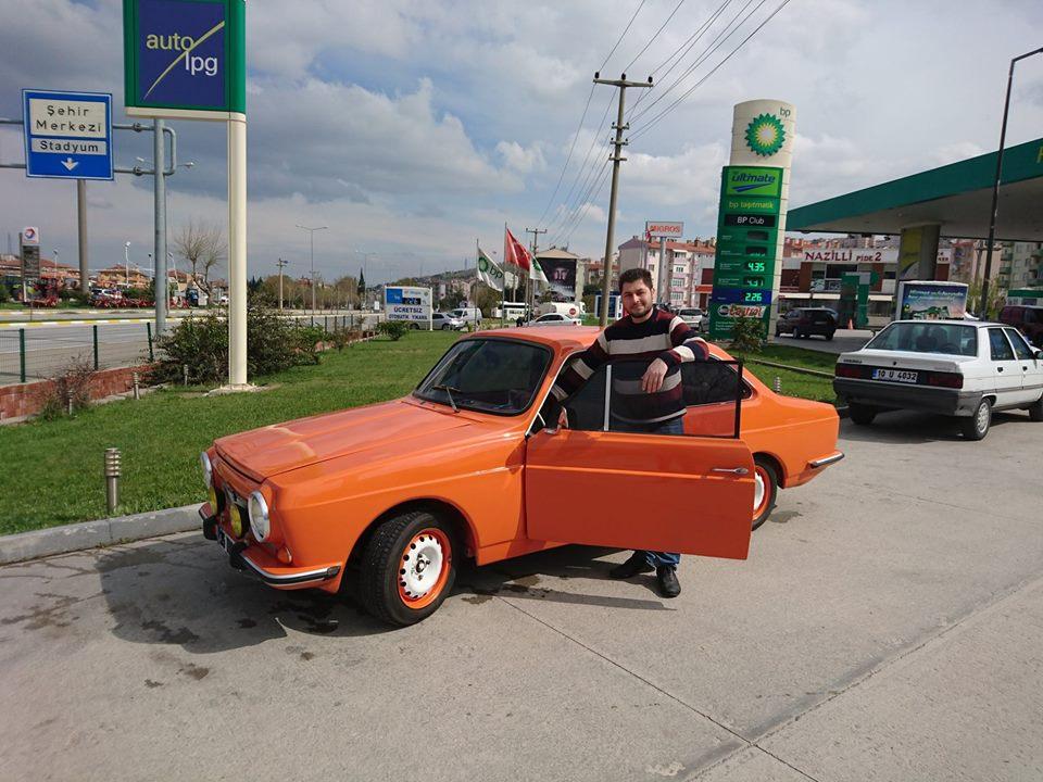 1969  ANADOL A1
