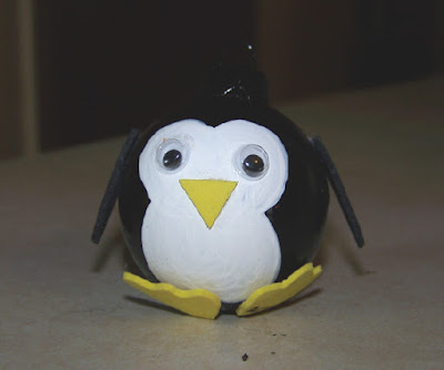 Penguin ornaments 1