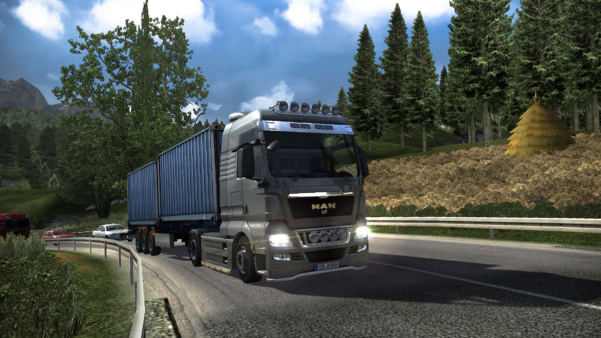 Euro Truck Simulator 2 V1.9.24.1 Update Include Dlc - 1 DVD