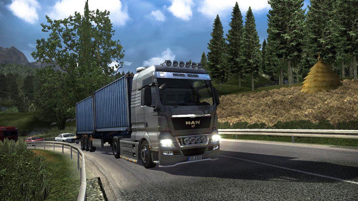 Euro truck simulator 2 v1 9 24 1 update include dlc 1 dvd