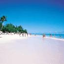 Logo mensaje en audio: derecho a una playa limpia