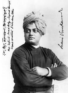 Swami Vivekananda 1893 image