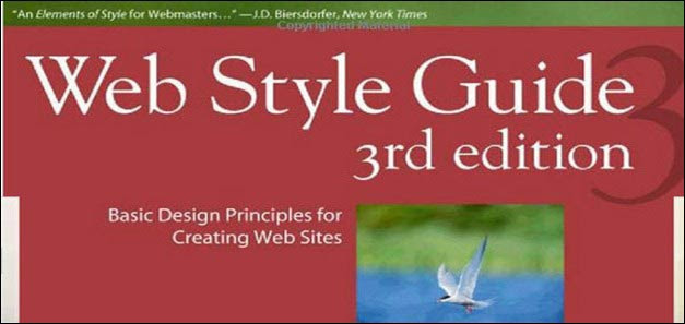 Web Style Guide: 3rd Edition (HTML)