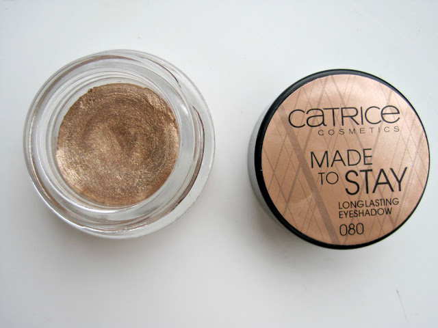 Catrice Made To Stay  Eyeshadow in Copper & Gabbana swatch review