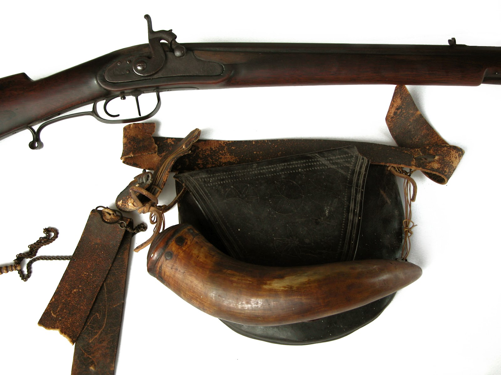 contemporary makers charles bean rifle and bag