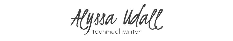 Alyssa Udall - Professional Writer and Internet Marketing Specialist