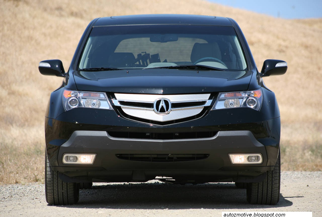 Top Speed Latest Cars 2008 Acura Mdx