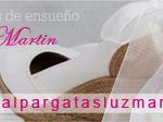 Mi Boda Gratis presenta a: Alpargatas Luz Martin
