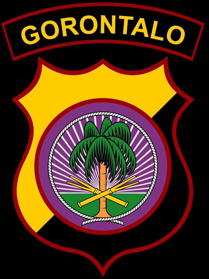 Logo Polda Gorontalo Ardi La Madi S Blog
