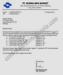 Gambar Surat Niaga Kaliwungu Kidul Berbisnis