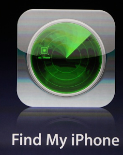 Find My iPhone App Photo
