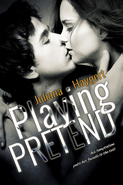 Cover Reveal:  Playing Pretend