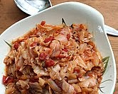 Caraway Cabbage