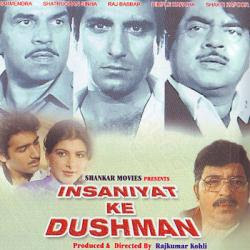 Insaniyat Ke Dushman 1987 Hindi Movie Watch Online