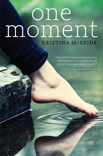 Teaser Tuesday – #2: One Moment by Kristina McBride