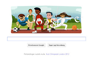 Opening Ceremony London 2012 di Google