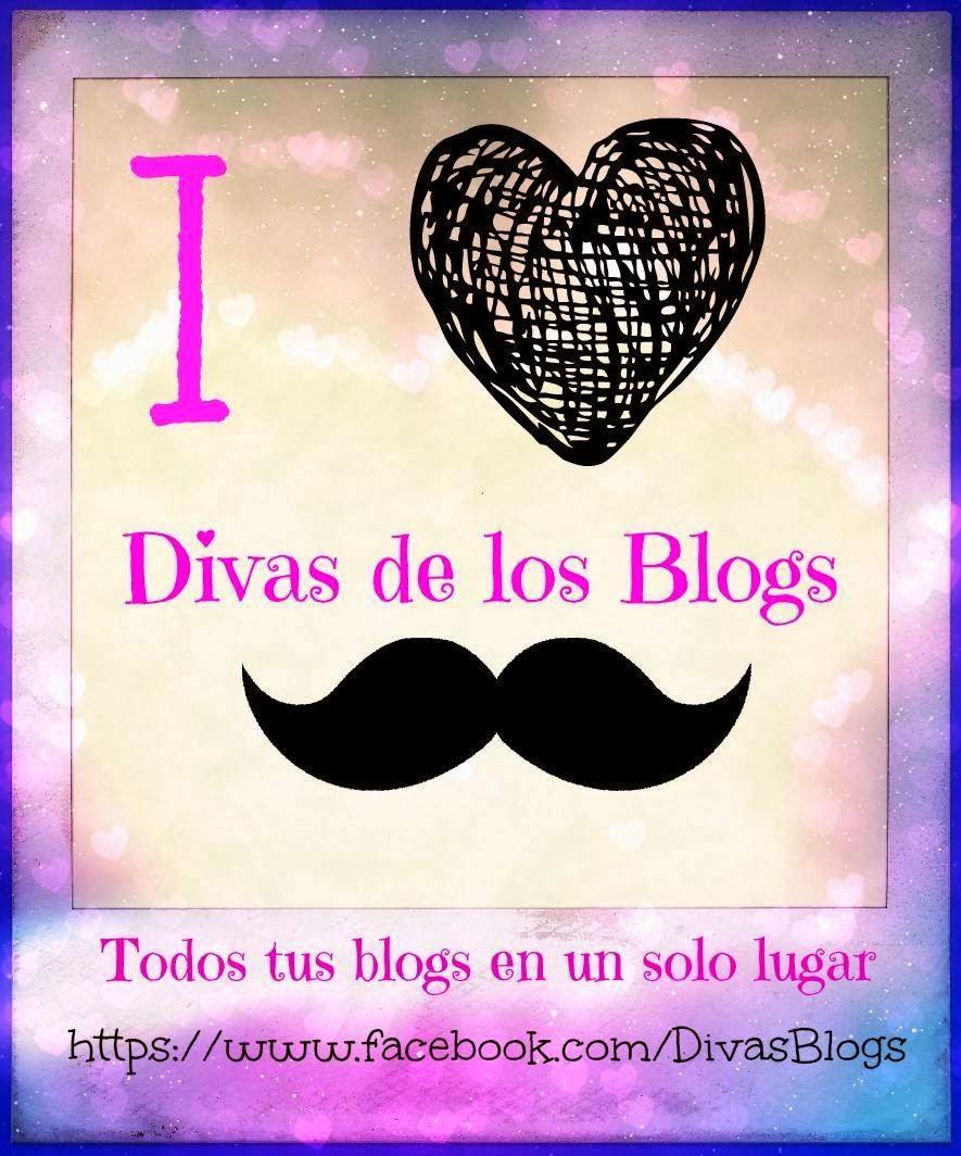 Orgullosa miembro de Las Divas de los Blogs