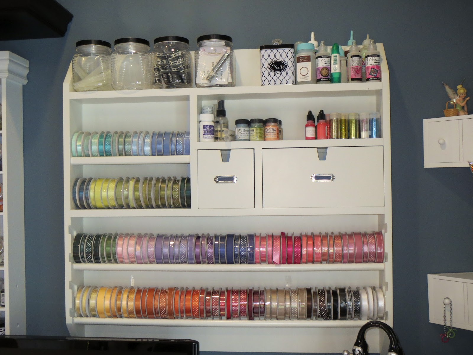 Craft Room Organization Storage 1600 x 1200