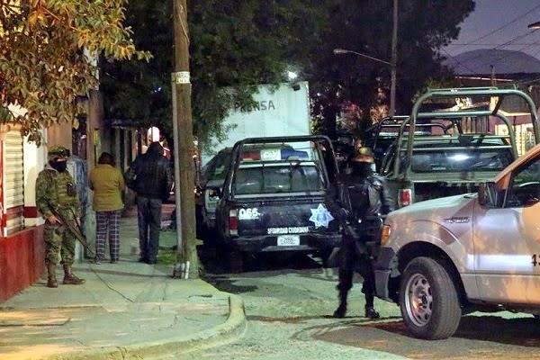 Comando ejecuta a una familia de 5 en la r stica xalostoc for Viveros en toluca