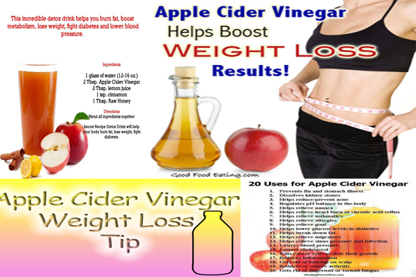 Can apple cider vinegar help with weight loss? - Health News