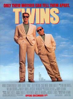 Ver online:Gemelos (Los gemelos golpean dos veces / Twins) 1988